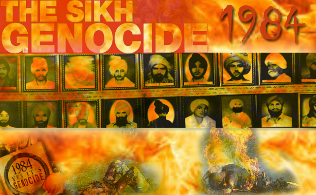 India: Operation Blue Star & Sikh Genocide!
