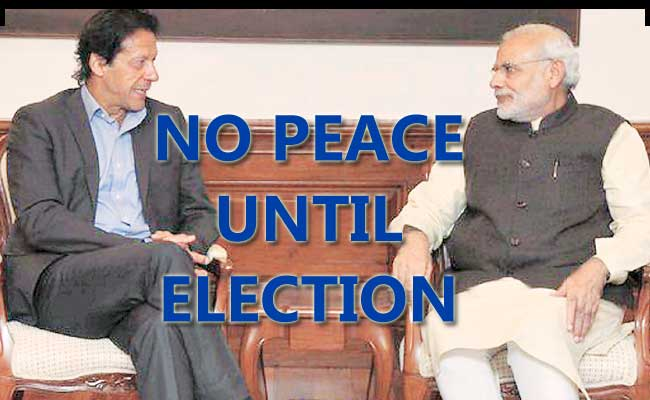 Imran's Peace vs Modi's War: Who will Prevail?