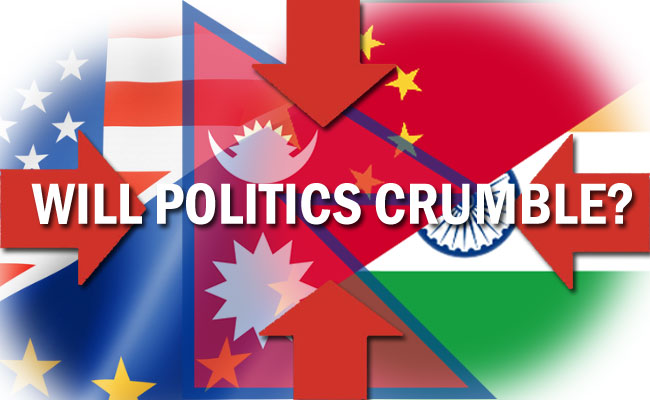 Nepal: Will Politics Crumble?