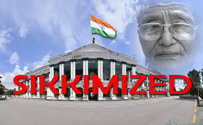 Nepal's Apex Court endorses Sikkimization Bid?