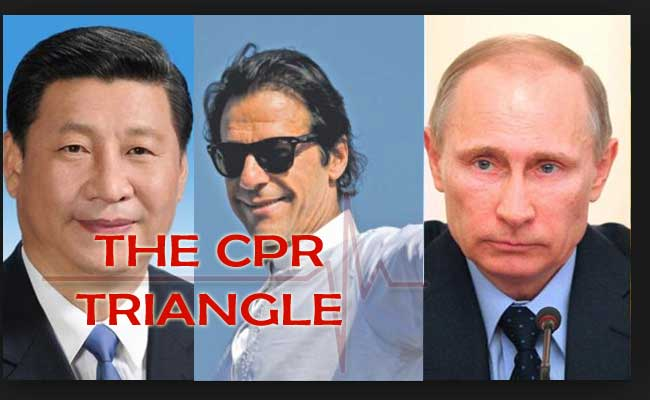 China-Pakistan-Russia Triangle!