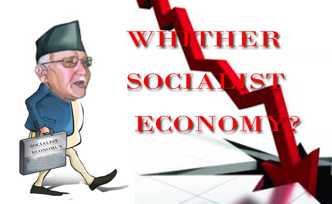 Claimed Socialist Economy in Nepal-a Myth or Reality?