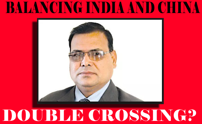 KB Mahara, the Nepali Communist, serving India or China?