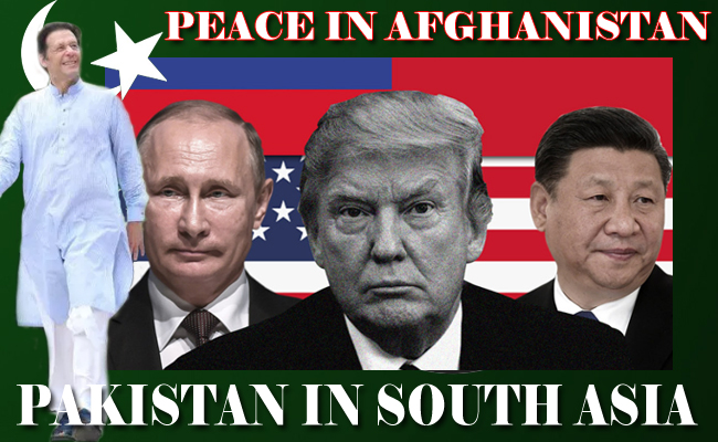 The Pakistan Factor: Peace in Afghanistan!