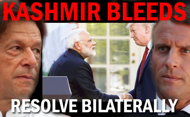 India's Kashmir Move: Threat to World Peace!