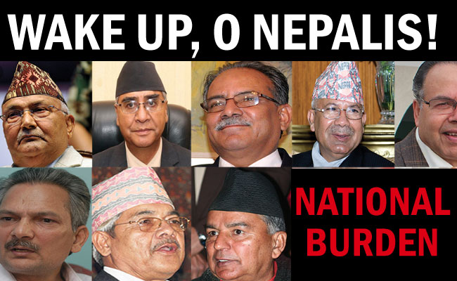 Nepal: Why investing in valueless political leadership?