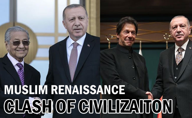 Will Muslim Renaissance encourage clash of civilization?