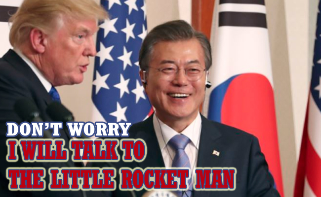 Prioritize denuclearization of North Korea: South Korea to US!