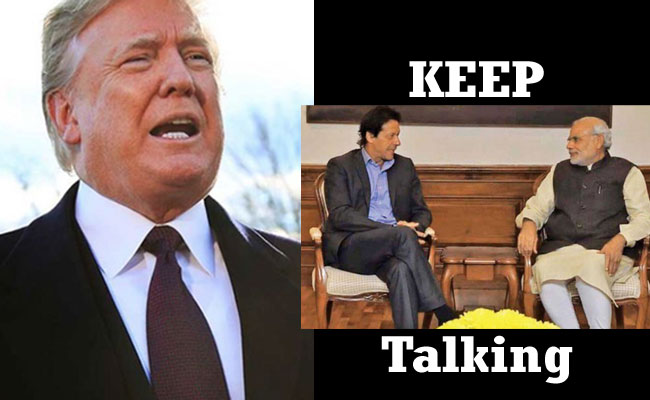 US Prez Trump must mediate on Kashmir to keep South Asia safe