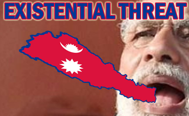 Existential Threat to Nepal?