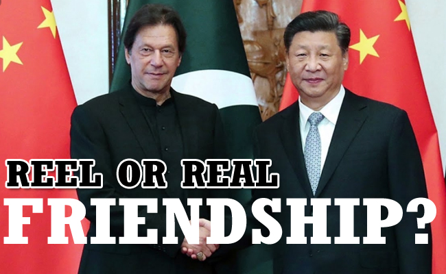 Is China really a Friend of Pakistan?