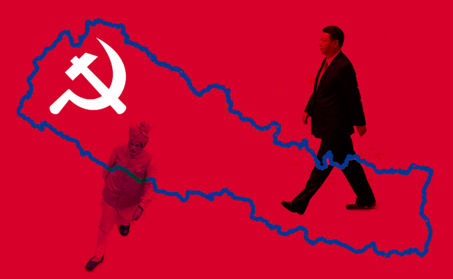 India panics as Nepal welcomes Chinese President Xi Jinping!