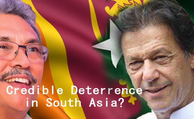 Can Sri Lanka – Pakistan save South Asia from India?