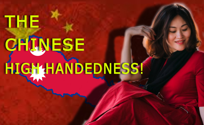 Nepal: Suffocating Chinese High Handedness!
