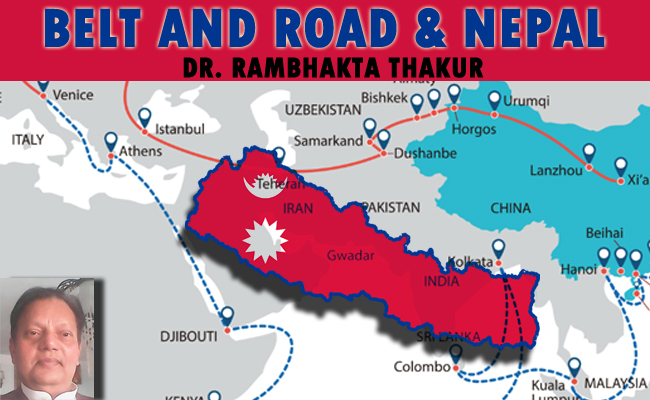 China's Belt and Road Initiative and Nepal