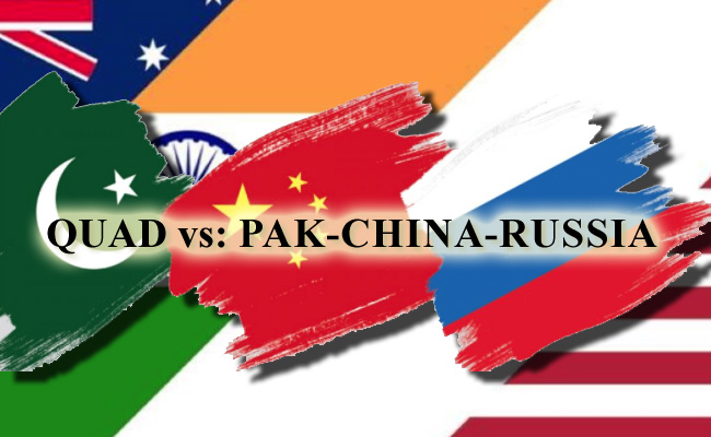 Quad: Will Russia and China back Pakistan to match India?